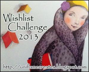 Wishlist Challenge 2013